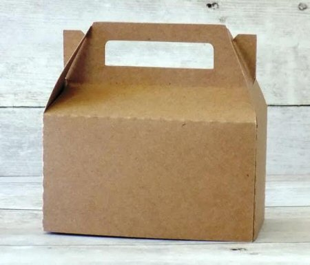 Short Mini Gable Box