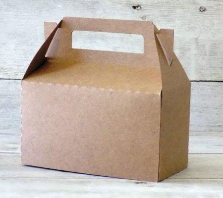 Short Mini Gable Box