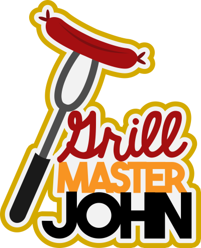 Personalized Grill Master