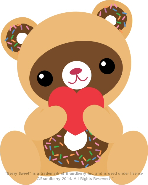 Dough Dough Bear Hugs
