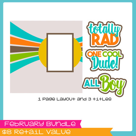 February Mini Bundle - Boys