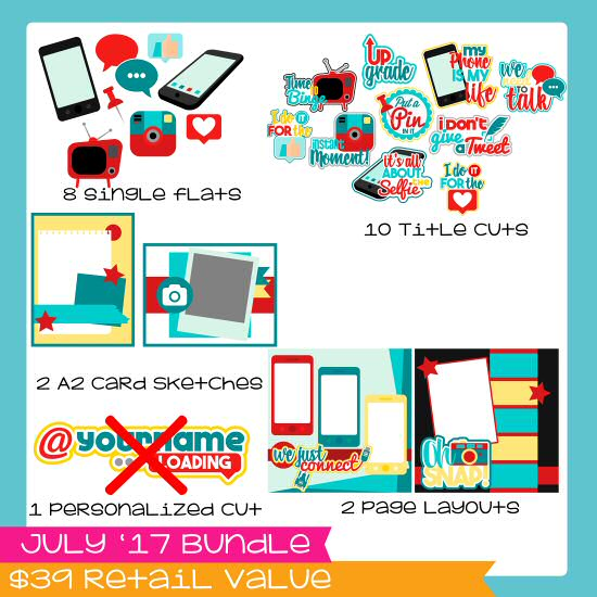 July Bundle 2017 - Social Media