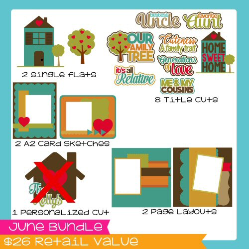June Bundle - Family
