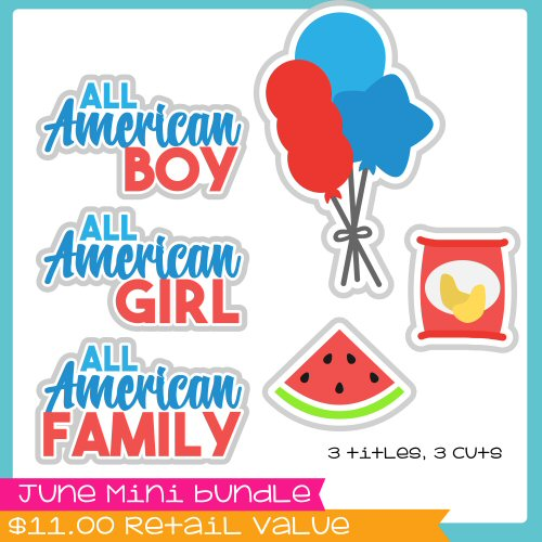 June Mini Bundle All American