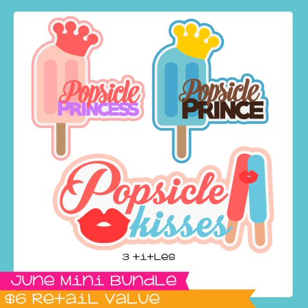 June Mini Bundle - Popsicles