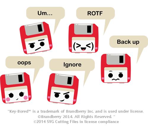 Red Floppy