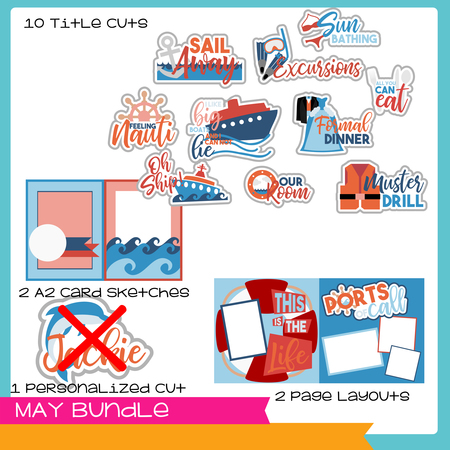 May Bundle - Cruise