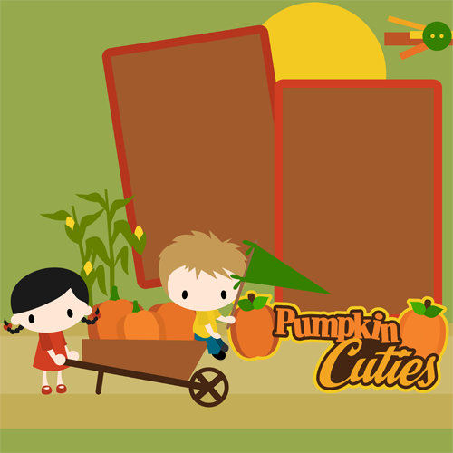 Pumpkin Cuties
