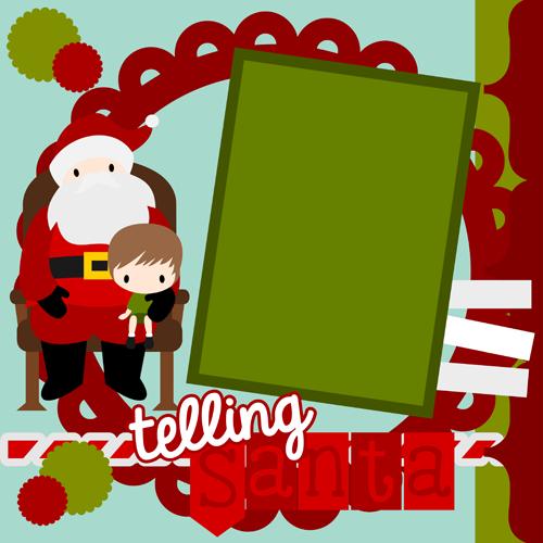 Telling Santa