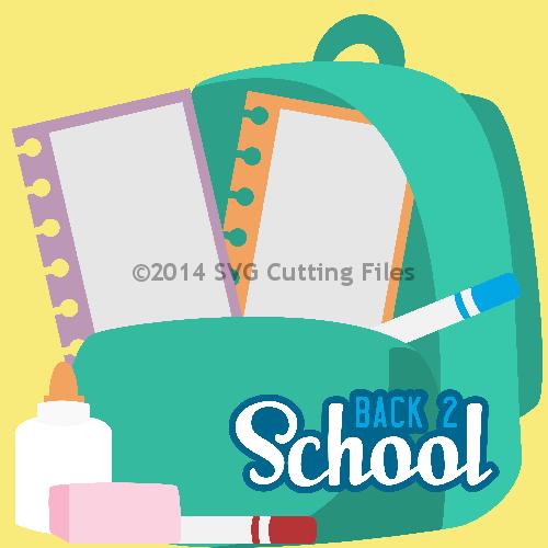 Back to School Back Pack