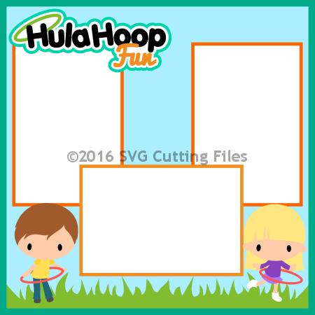 Hula Hoop Fun