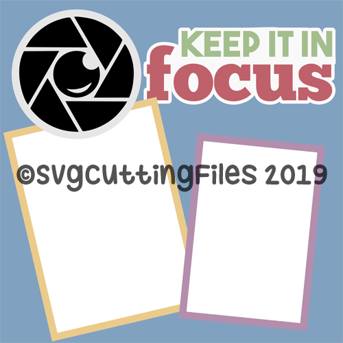 Page Layout - Keep It in Focus