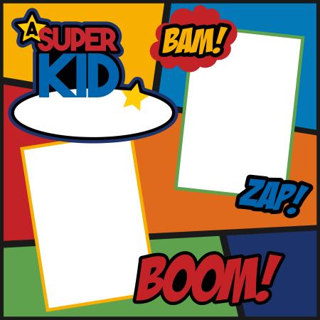 A Super Kid