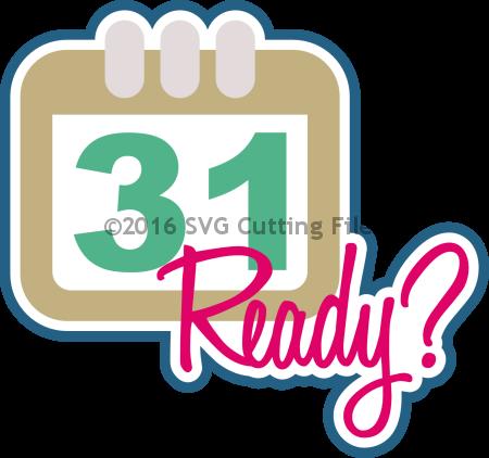 31 Ready