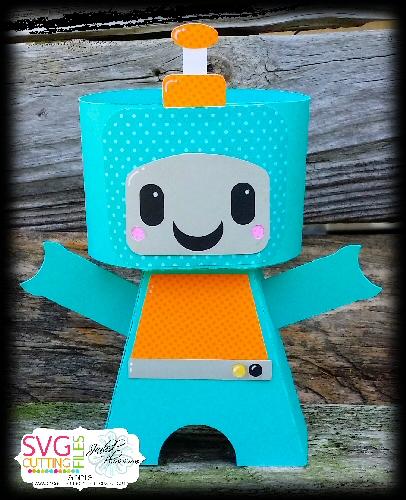 3D Robot Box