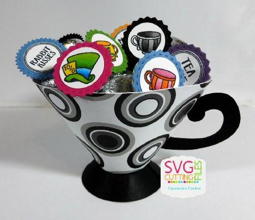 3D Teacup