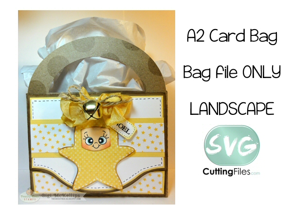 A2 Card Base BAG LANDSCAPE