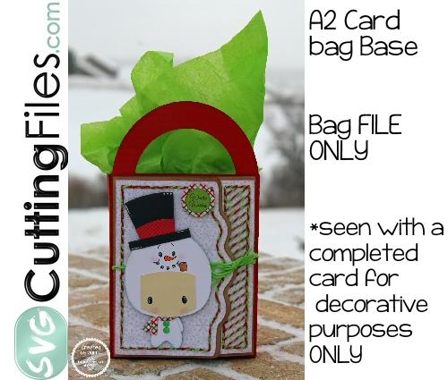 A2 Card Base BAG