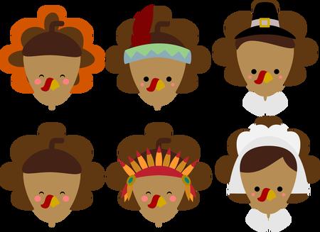 Acorn Turkeys