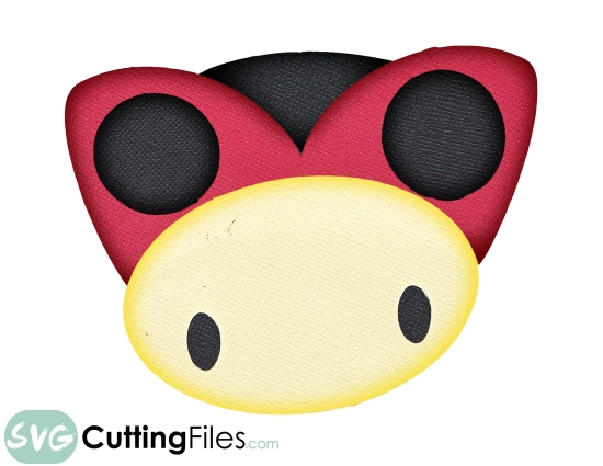 Adorable Ladybug