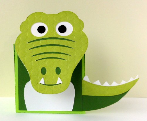 Alligator Treat Box