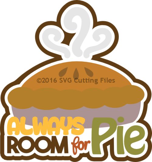 Always Room for Pie