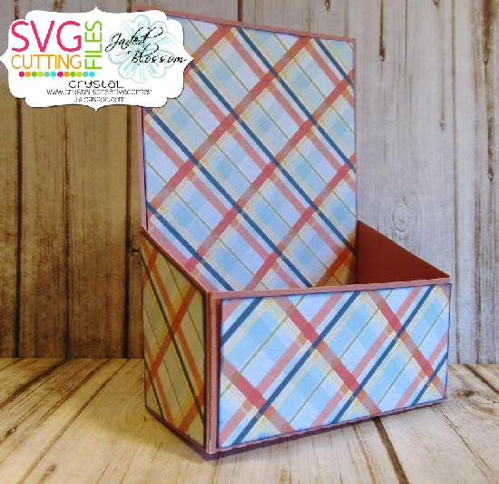 Angled Treat Box