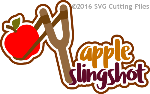 Apple Slingshot