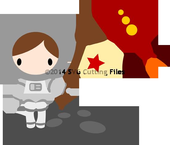 Chibi Astronaut