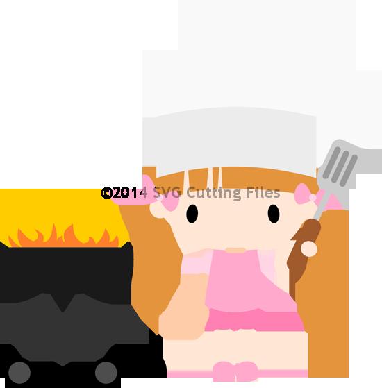 BBQ Girl