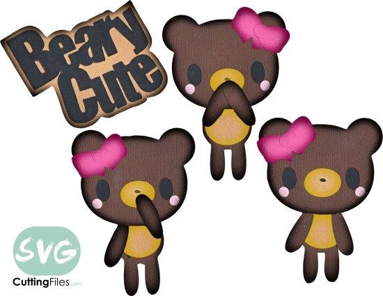 Beary Cute (Bears)