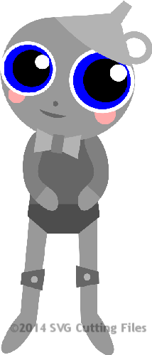 Big Eye Oz - Tin Man