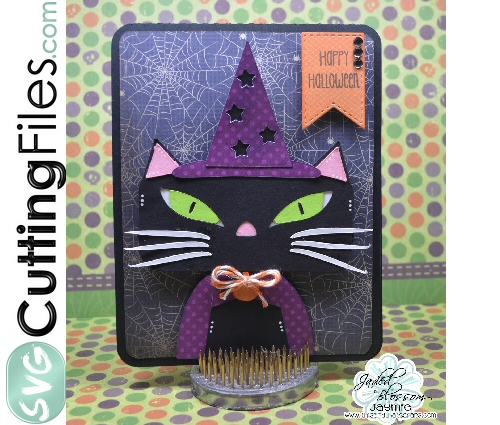 Black Cat Card Kit