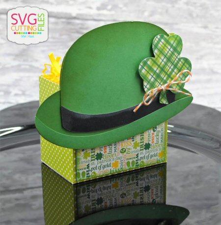 Bowler Hat Box