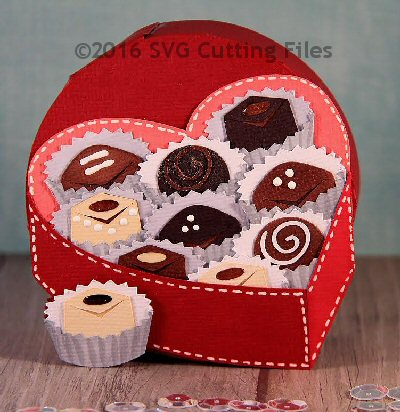 Box of Chocolates (Lidded Box)