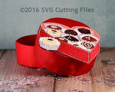 Box of Chocolates (Lidded Box)