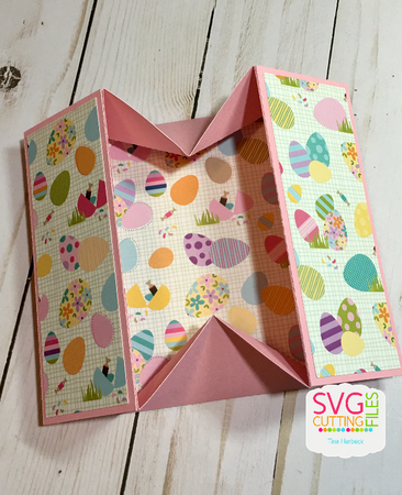 Boxed Card Box
