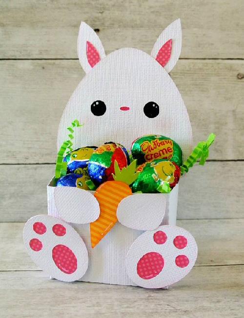 Bunny Feet Box