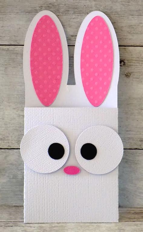 Bunny Gift Card Holder