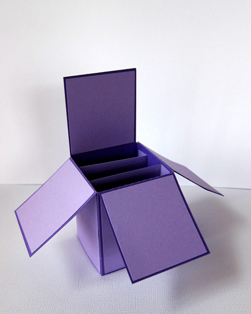 Card Box Plain Edge