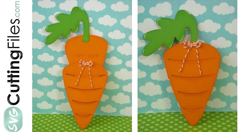 Carrot Slide Card