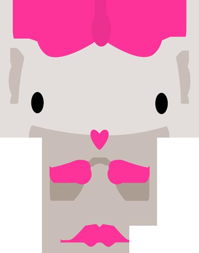 Chibi Robot Girl