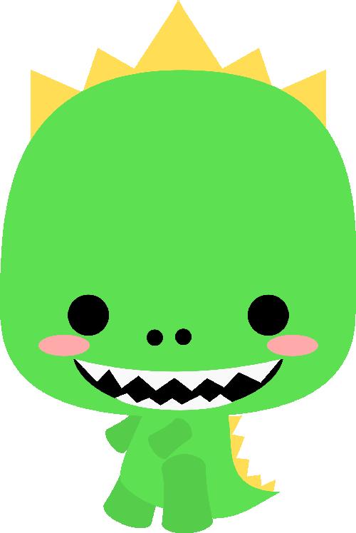 Chibi T Rex