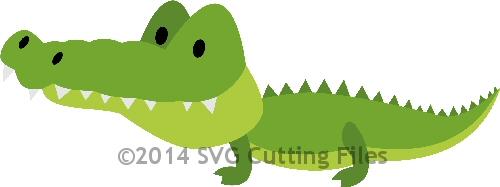 Chibi Alligator