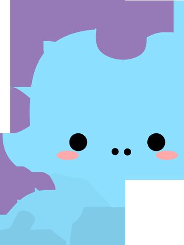 Chibi Baby Dino