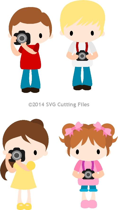 Chibi Camera Kids
