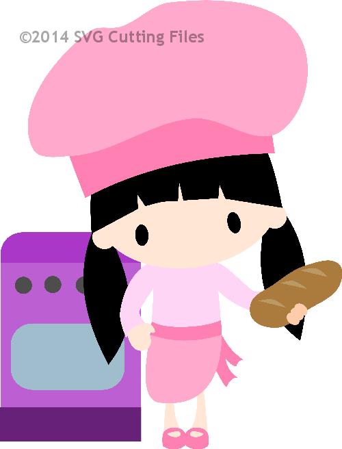 Chibi Baker GIRL