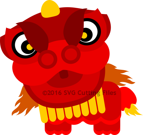 Chibi Chinese Dragon
