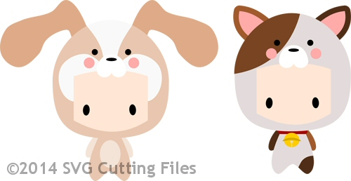 Chibi As Domestic Pets
