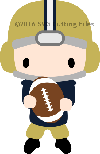 Chibi Football Player